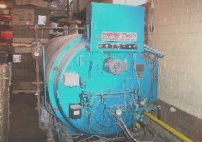 Industrial Package Boilers